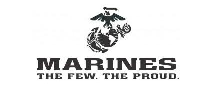 US Marines Brand Logo