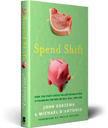 Spend Shift by John Gerzema