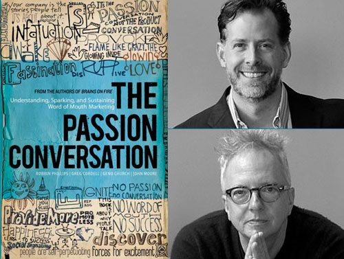 right click to see Passion Conversation book by Brains on Fire