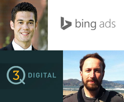 search engine marketing podcast featuring bing ads